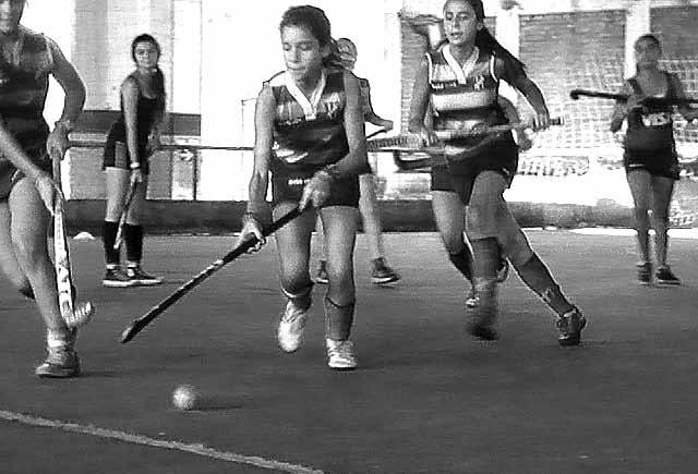 Hockey 1, de Paige